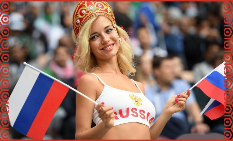 Russian Women are Beautiful