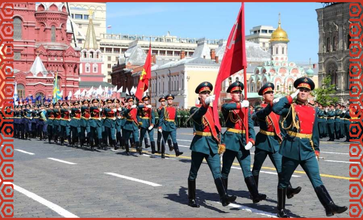 Victory Day (May 9)
