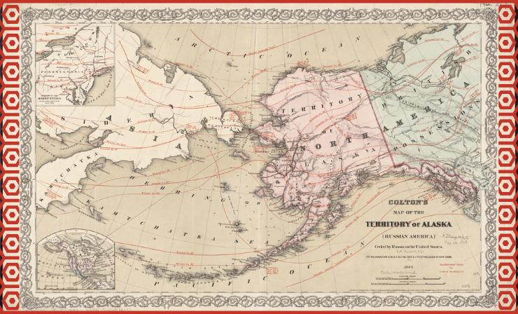 Alaska was Russian Territory