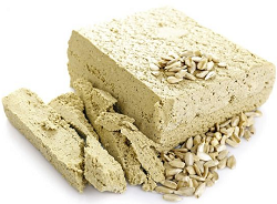There Are Many Types of Hhalva: With Nuts, Chocolate, etc.