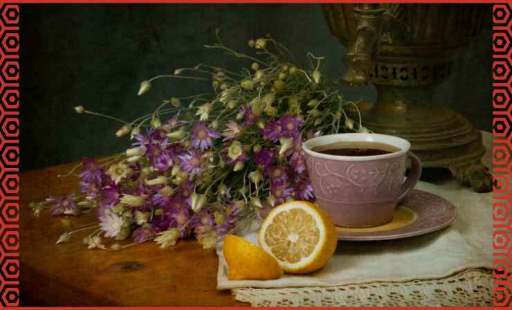 Zavarka Is Strong Tea Concentrate
