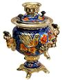 """Traditional Russian Tea Maker """"Bird"""""""