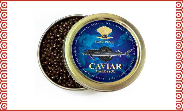 Therefore, Malossol Caviar Is Typically Expensive